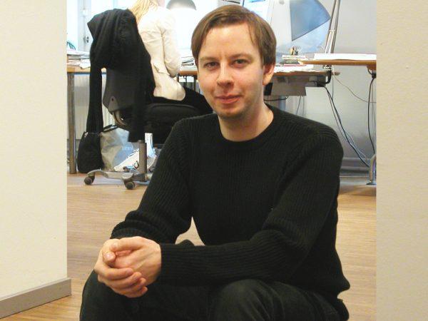 Benjamin Lindberg